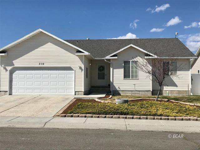310 Oakridge Drive, Elko, NV 89801 (MLS #3620353) :: Shipp Group
