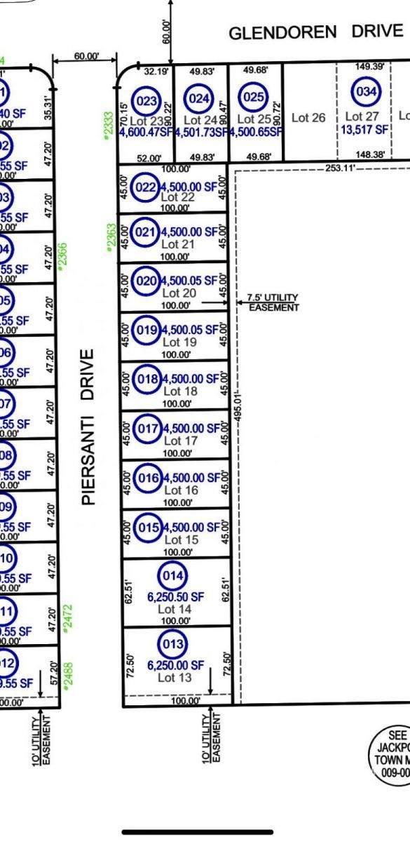 Piersanti Drive, Jackpot, NV 89825 (MLS #3620739) :: Shipp Group