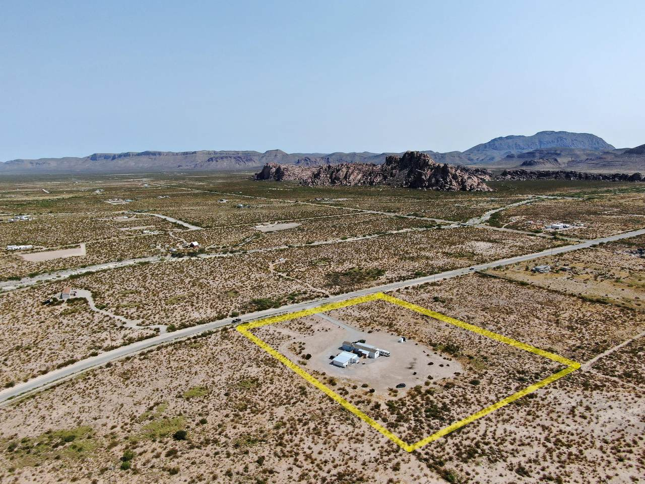 17540 Hueco Mountain Road - Photo 1