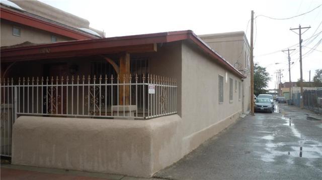 404 W Overland Avenue, El Paso, TX 79901 (MLS #756081) :: Preferred Closing Specialists