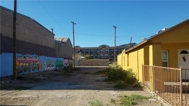 2017 Central Avenue, El Paso, TX 79905 (MLS #756285) :: Preferred Closing Specialists
