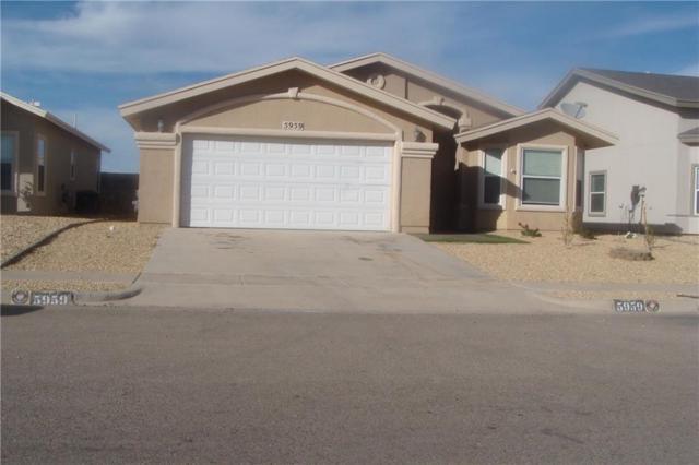 5959 Redstone Rim Drive, El Paso, TX 79934 (MLS #758908) :: Preferred Closing Specialists