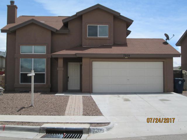 7209 Copper Nail Lane, El Paso, TX 79934 (MLS #800672) :: The Purple House Real Estate Group