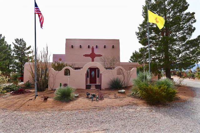 140 Ruby Road, Chaparral, NM 88081 (MLS #801010) :: The Purple House Real Estate Group