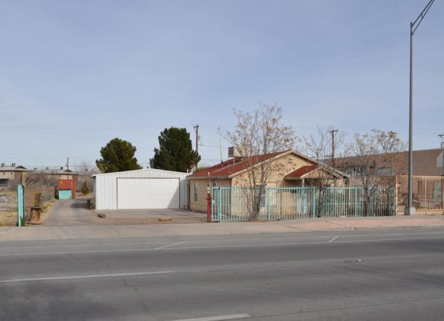 7661 N North Loop Drive, El Paso, TX 79915 (MLS #801599) :: Preferred Closing Specialists
