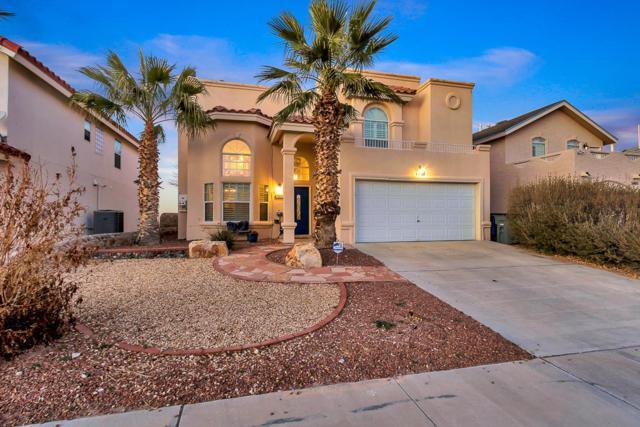 7407 Camino Del Sol Drive, El Paso, TX 79911 (MLS #801934) :: The Matt Rice Group