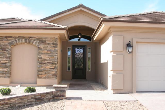 958 Tramonto Vista Court, El Paso, TX 79932 (MLS #802276) :: The Matt Rice Group