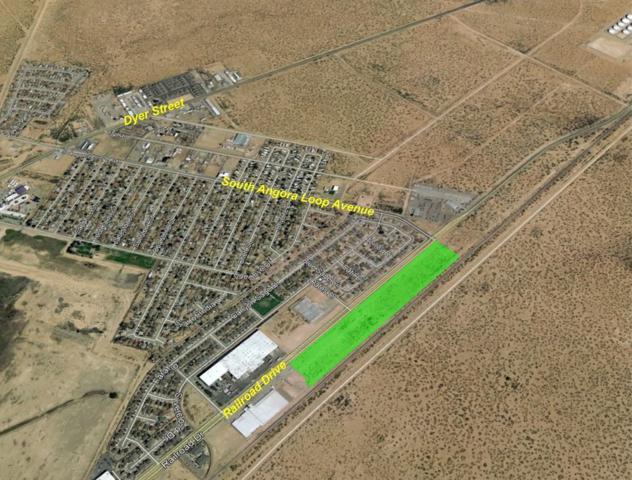 10516 Railroad Drive, El Paso, TX 79924 (MLS #802529) :: The Matt Rice Group