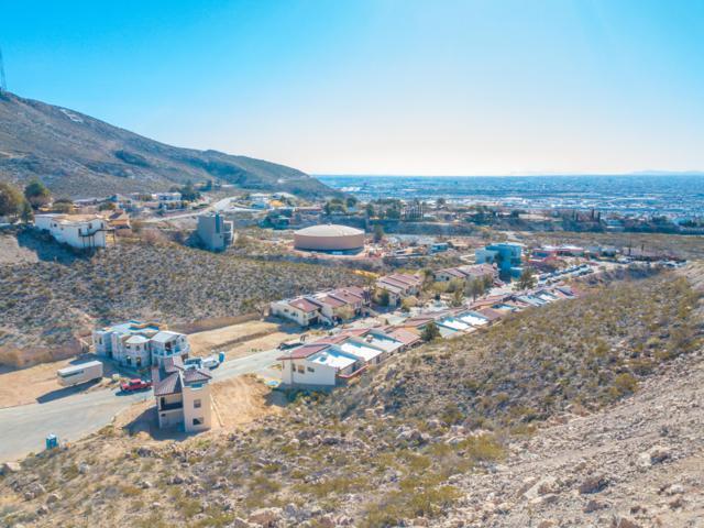 24 Sierra Crest Drive, El Paso, TX 79902 (MLS #803077) :: The Matt Rice Group