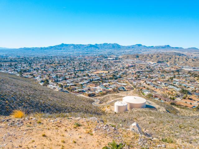 19 Hidden Hills Drive, El Paso, TX 79902 (MLS #803085) :: The Matt Rice Group
