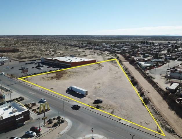 1330 N Fabens Road, Fabens, TX 79838 (MLS #803589) :: Preferred Closing Specialists