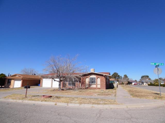 2625 Dan Sikes Drive, El Paso, TX 79936 (MLS #804625) :: The Purple House Real Estate Group