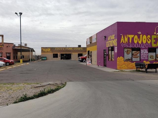 7244 N Loop, El Paso, TX 79915 (MLS #804820) :: Preferred Closing Specialists