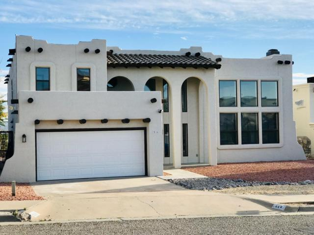 516 Moondale Drive, El Paso, TX 79912 (MLS #805520) :: The Matt Rice Group