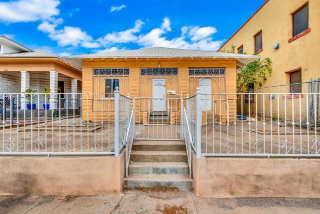 1215 E Yandell Drive, El Paso, TX 79902 (MLS #805559) :: The Purple House Real Estate Group