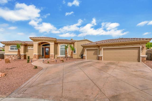 14225 Nobel Rock Court, El Paso, TX 79938 (MLS #806026) :: The Purple House Real Estate Group