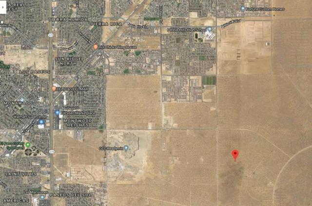 19 Horizon City Estates #60 3To5, El Paso, TX 79938 (MLS #806031) :: The Purple House Real Estate Group