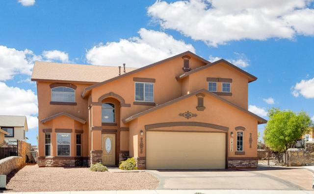 14004 Tower Point Way, El Paso, TX 79938 (MLS #806140) :: The Purple House Real Estate Group