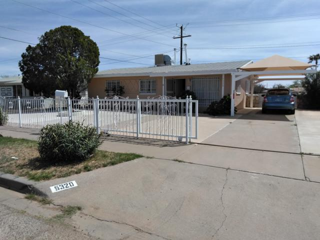 5320 Tropicana Avenue, El Paso, TX 79924 (MLS #806150) :: Jackie Stevens Real Estate Group