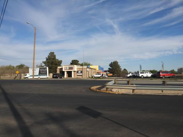462 N Yarbrough Drive, El Paso, TX 79915 (MLS #806252) :: Preferred Closing Specialists