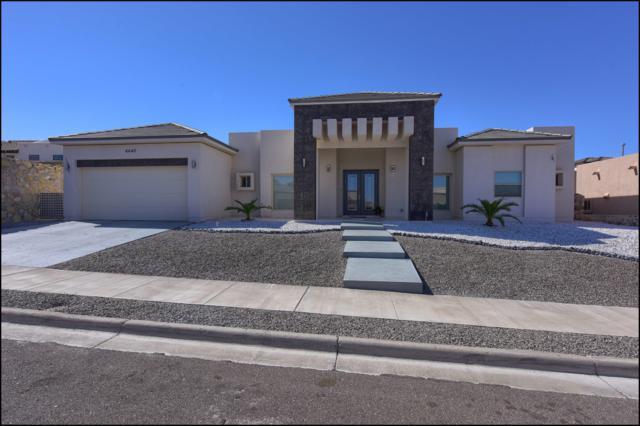 6640 Contessa Ridge Drive, El Paso, TX 79912 (MLS #806422) :: The Purple House Real Estate Group