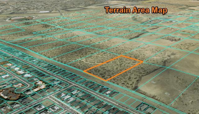 5 AC Section 17, El Paso, TX 79927 (MLS #806473) :: The Matt Rice Group
