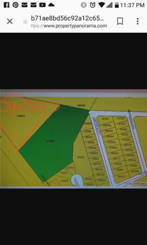 24 Socorro Tr 8-A 3Acres, Socorro, TX 79927 (MLS #806514) :: Jackie Stevens Real Estate Group