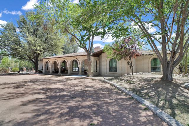 764 Country Club Road, El Paso, TX 79932 (MLS #806639) :: The Purple House Real Estate Group