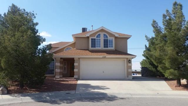 1589 Plaza Canada Court, El Paso, TX 79912 (MLS #806652) :: Jackie Stevens Real Estate Group