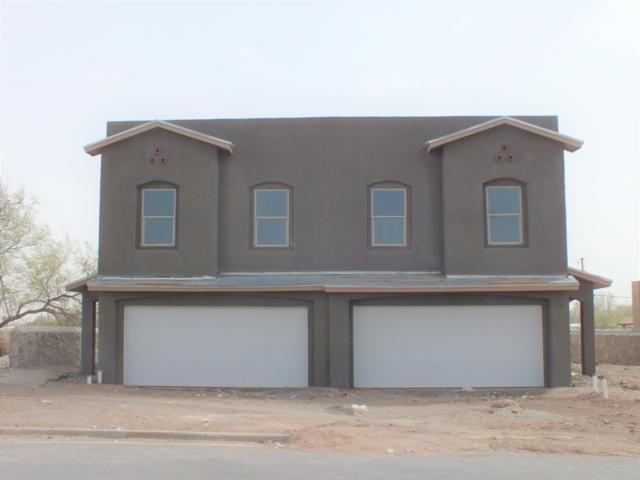 802 Hc. Gilbert Minjares A, Socorro, TX 79927 (MLS #806693) :: The Purple House Real Estate Group