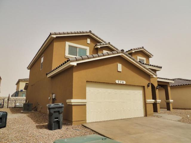 776 Rakas Road, Horizon City, TX 79928 (MLS #806723) :: The Purple House Real Estate Group