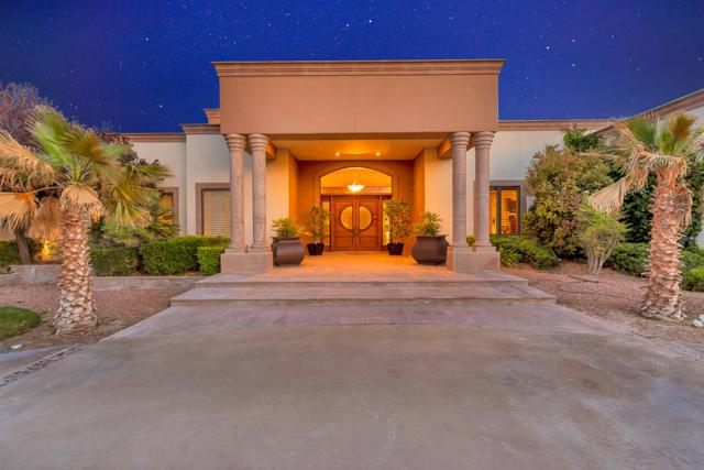 324 Wild Willow Drive, El Paso, TX 79922 (MLS #806777) :: The Purple House Real Estate Group