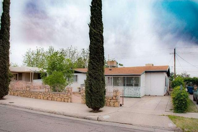 7804 Mustang Avenue, El Paso, TX 79915 (MLS #806808) :: The Purple House Real Estate Group