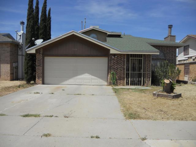 5309 Roger Maris Drive, El Paso, TX 79934 (MLS #806856) :: The Purple House Real Estate Group