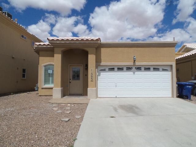 11593 Saint Thomas Way, El Paso, TX 79936 (MLS #806863) :: The Purple House Real Estate Group