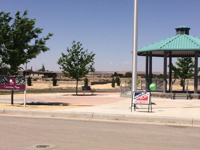 6432 Pagasa Place, El Paso, TX 79932 (MLS #806876) :: The Matt Rice Group