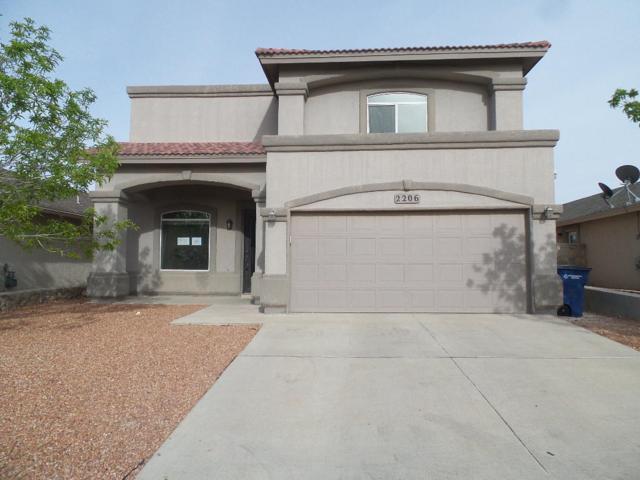 2206 Lisa Sherr Street, El Paso, TX 79938 (MLS #806919) :: The Purple House Real Estate Group