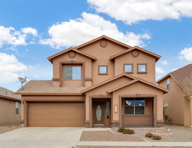 5580 Jim Castaneda Drive, El Paso, TX 79934 (MLS #806925) :: The Purple House Real Estate Group