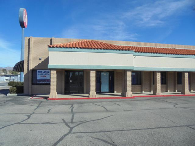 5470 Doniphan Drive, El Paso, TX 79932 (MLS #806974) :: The Purple House Real Estate Group