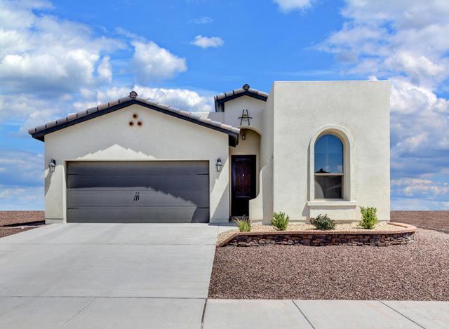 14856 Tierra Crystal Avenue, El Paso, TX 79938 (MLS #806977) :: The Purple House Real Estate Group