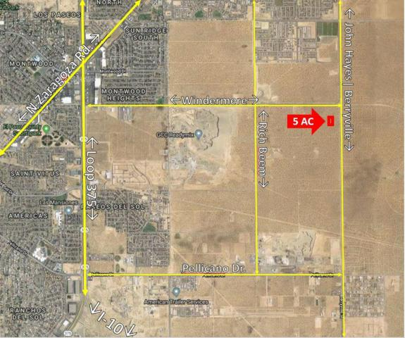 5 AC Section 11, El Paso, TX 79928 (MLS #806978) :: The Purple House Real Estate Group