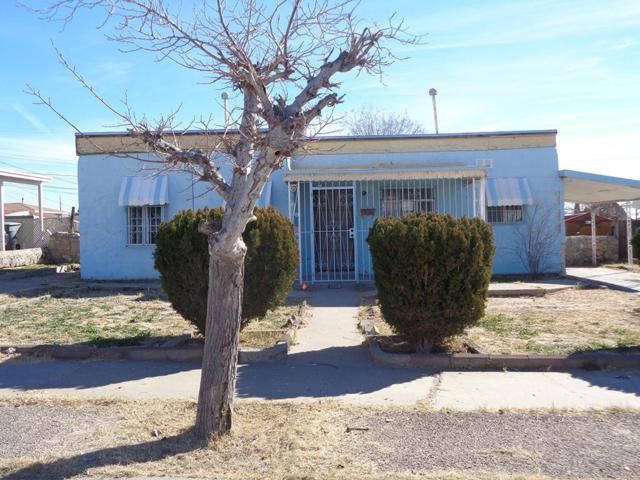 1108 Duke Court, El Paso, TX 79903 (MLS #806985) :: The Purple House Real Estate Group