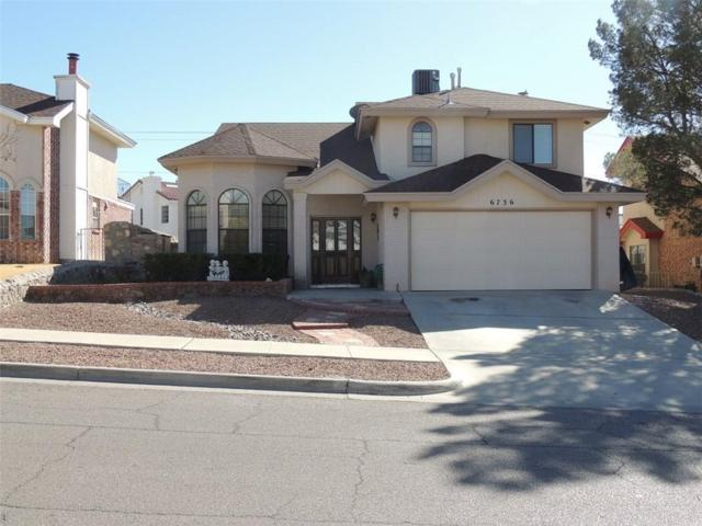 6736 Marble Canyon Drive, El Paso, TX 79912 (MLS #806990) :: The Purple House Real Estate Group