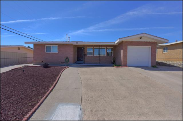 3416 Evalyn Place, El Paso, TX 79904 (MLS #807017) :: The Purple House Real Estate Group