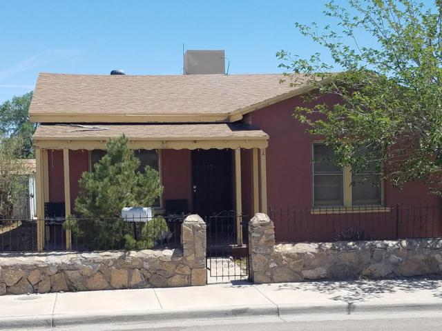 211 Singh Street, El Paso, TX 79907 (MLS #807024) :: The Purple House Real Estate Group