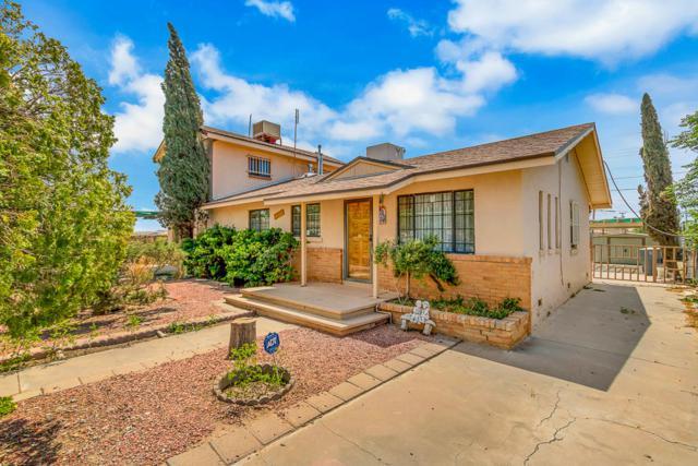 7416 Alpha Avenue, El Paso, TX 79915 (MLS #807025) :: The Purple House Real Estate Group