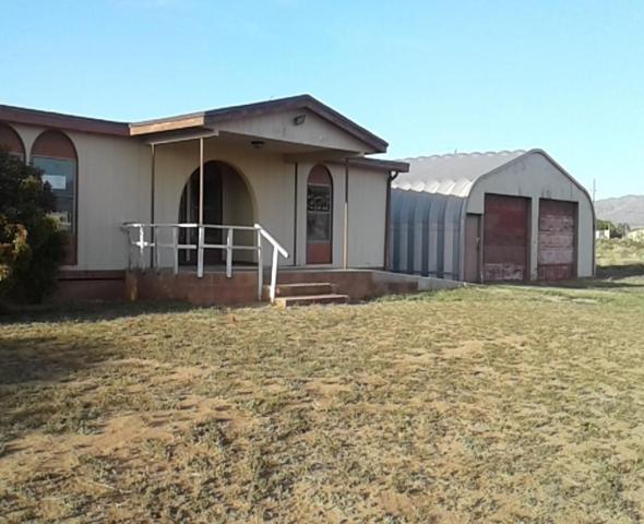 6590 Coyote Road, Las Cruces, NM 88012 (MLS #807027) :: Jackie Stevens Real Estate Group