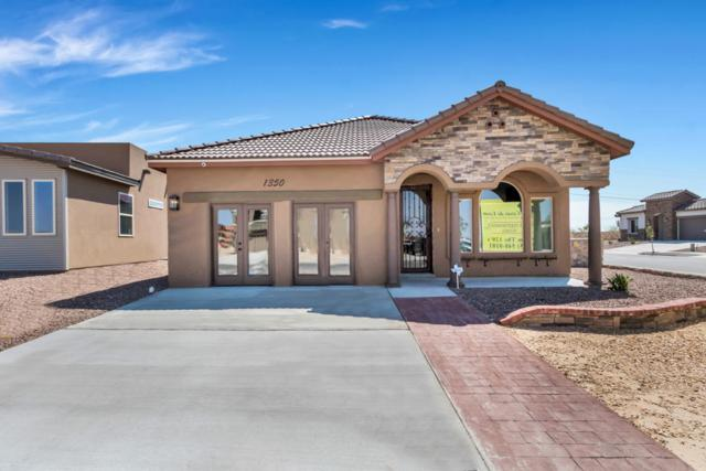 792 Croxdale Street, El Paso, TX 79928 (MLS #807047) :: The Purple House Real Estate Group