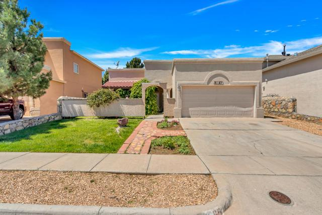 6165 Thunder River Place, El Paso, TX 79932 (MLS #807073) :: Jackie Stevens Real Estate Group