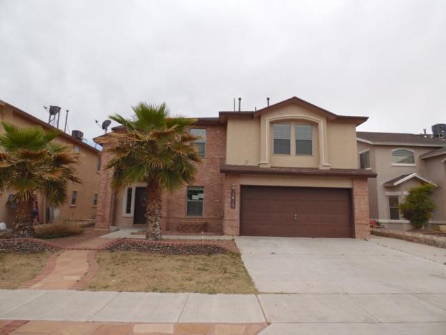 3013 Tierra Cuervo Drive, El Paso, TX 79938 (MLS #807106) :: Jackie Stevens Real Estate Group